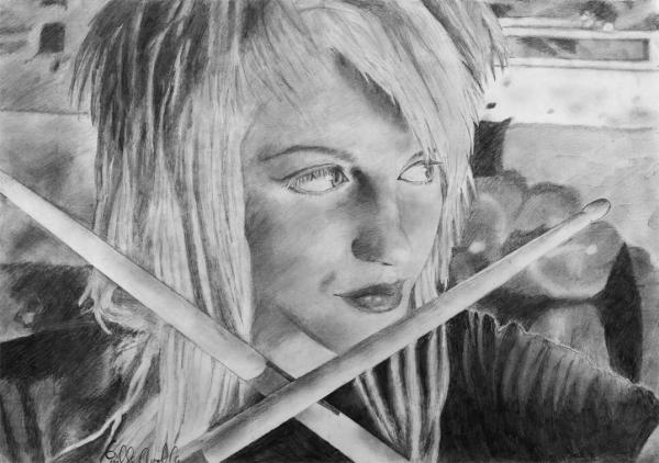 Hayley Williams by camillelauren426